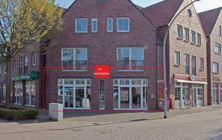 wunderschönes Ladenlokal/Büro zzgl Aufenthalt-/Lagerräume in stark frequentierter Ecklage in Münster
