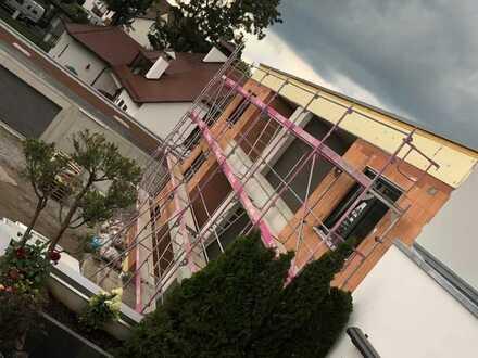 Erstbezug mit Balkon: stilvolle 3-Zimmer-Wohnung in Gersthofen