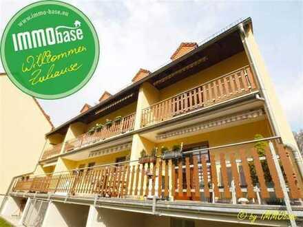 Apartment mit großem, sonnigen Balkon!