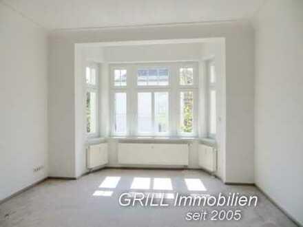 5-RW * Balkon * Erker * Wintergarten * Bad mit Wanne * sep. WC * Küche mit Fenster * großer Garten