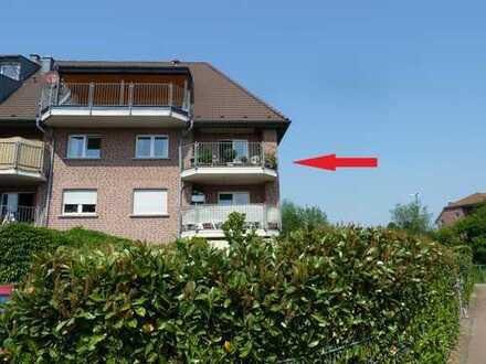 Gepflegte 3-Zimmer-Wohnung mit Balkon in Geldern