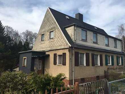 Charmante Doppelhaushälfte mit vielen Gestaltungsmöglichkeiten - OHNE Makler