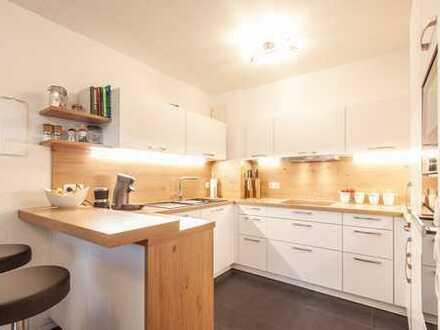 Modernisierte 4-Zimmer-EG-Wohnung mit Einbauküche in Eschborn