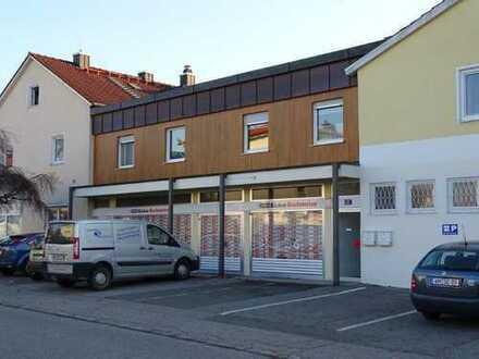 Raum für gute Geschäfte - Gewerberäume in Weilheim