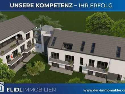 W2 Exclusive Wohnung im Zentrum von Bad Griesbach - Gartenwohnung