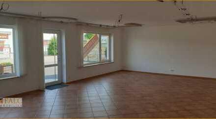 Büro/Praxisflächen, optional mit großzügigem Wohnbereich