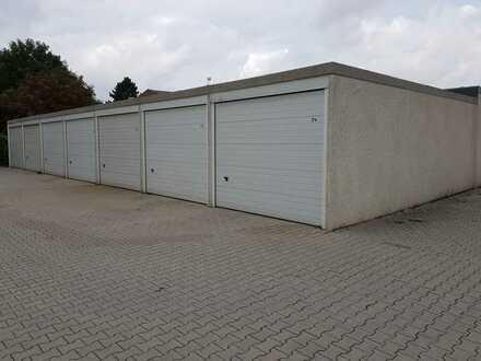 Garage zu vermieten - vielfältige Nutzung möglich