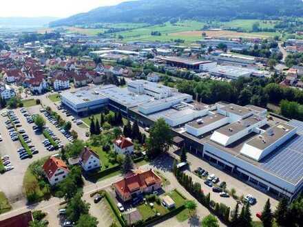 Produktionsimmobilie / Gewerbepark – Renditestark – in zentraler Ortslage