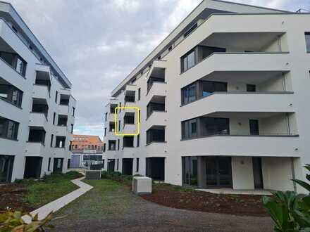 Erstbezug: stilvolle 2-Zimmer-Wohnung mit EBK und Balkon in Heidelberg-Rohrbach