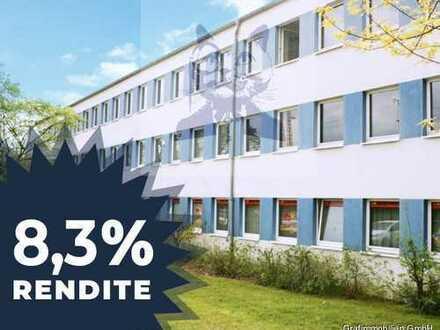Bürogebäude, 8% RENDITE; in Frankfurt Oder