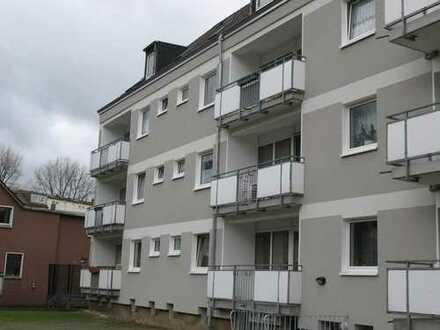 Gut isolierte, helle 3 1/2 Raum-Wohnung mit Balkon