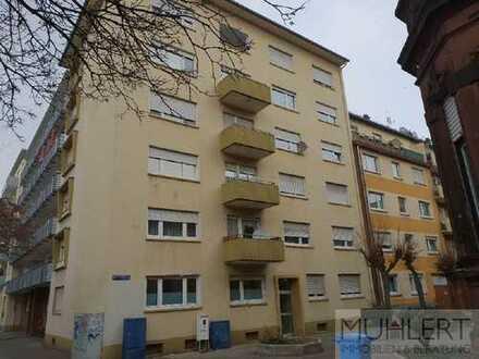 Eigennutzung oder Kapitalanlage, helle 2-ZKB-Wohnung