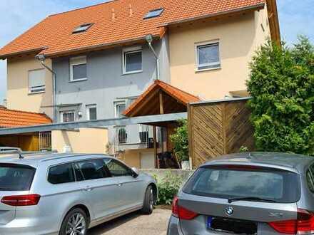 Großzügige helle Doppelhaushälfte in Freinsheim