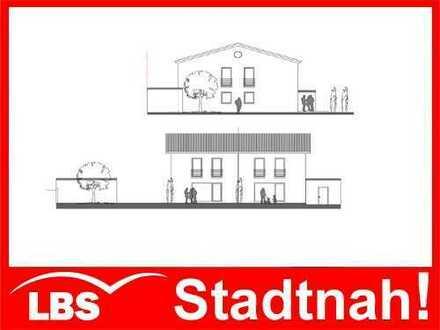 Neubau in Stadtnähe! Doppelhaushälfte mit Süd-West-Ausrichtung!