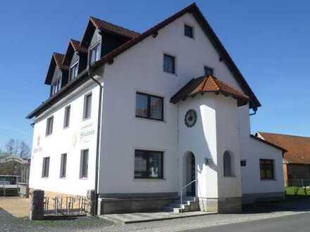 """Gaststätte/Pension """"HEUHEXE"""" mit Saal, Biergarten und großem Parkplatz nahe Fladungen zu verkaufen"""