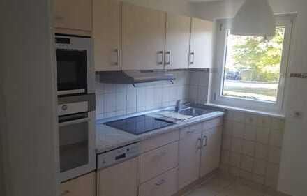 Exklusive, sanierte 2-Zimmer-Wohnung mit Balkon und Einbauküche in Herrenberg