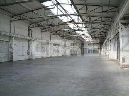 Lager- und Produktionsflächen zu vermieten über CBRE !!!