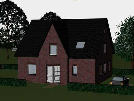 Einfamilienhaus zum selbst gestalten in attraktiver Lage bei Lüneburg!