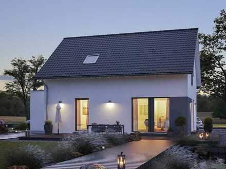 Kompaktes Einfamilienhaus mit Keller!
