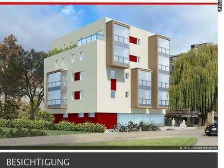 ***DRESDEN-GRUNA*** Durchstarten - Baugrundstück für Wohn- und Geschäftshaus mit Baugenehmigung!