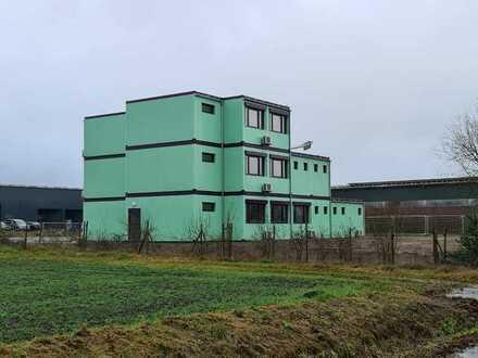 neues Bürogebäude zu vermieten