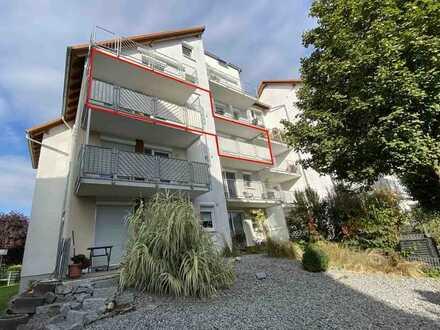 Erstklassige Vierzimmer-Eigentumswohnung in sehr gesuchter Lage am Vogelstangsee