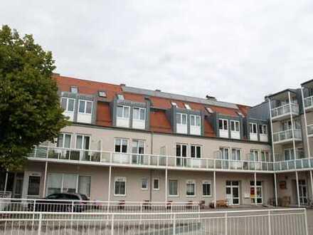 *Schwabmünchen* Großzügige 1 Wohnung mit Balkon und Tiefgaragenplatz