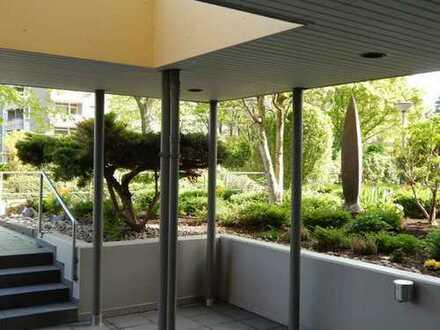 neu MZ-BRETZENHEIM --- geräumige 3ZKBWC auf 85 m² 3.OG +Loggia , KFZ-Stellpl., Schwimmbad im Haus