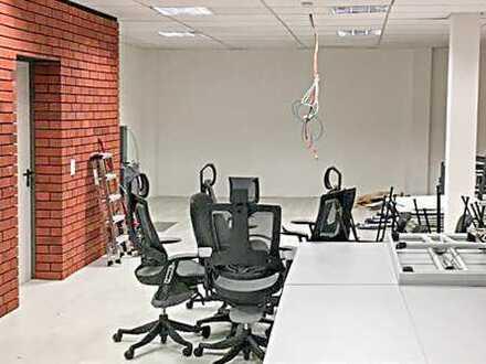 Döhren: ca. 250 m² Büro mit ca. 500 m² großer Lagerfläche