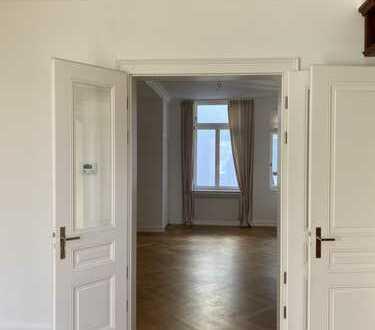 Exklusive 6-Zimmer-Wohnung mit Balkon und Loggia