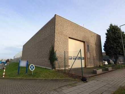 LKW / Kfz- Lager- Wasch- und Aufbereitungshalle auf der Aachener Automeile