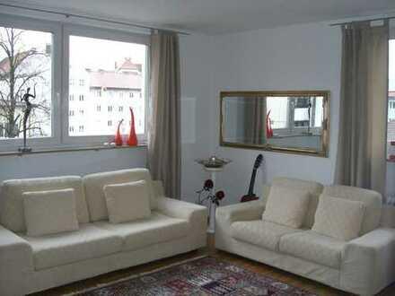 2-Zi.Wohnung ganz neu saniert in Kempten, Nähe Allgäu Forum