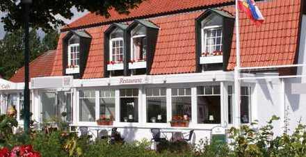 Restaurant im Hotel wenige Meter zum Strand