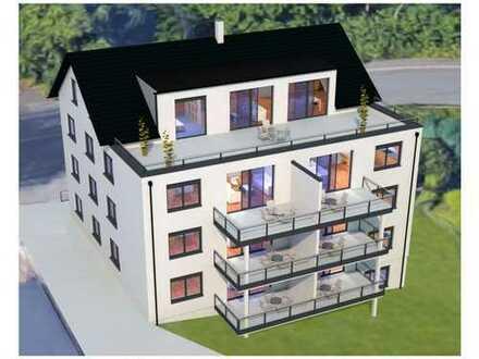 Penthouse im Dortmunder Süden - Neubau - Wohnen im Grünen incl. großem Gartenanteil