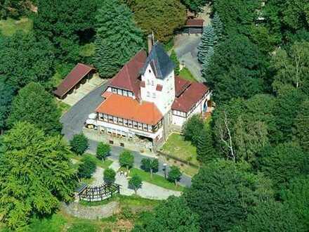 Herrschaftsansitz Berggasthaus in Panoramalage