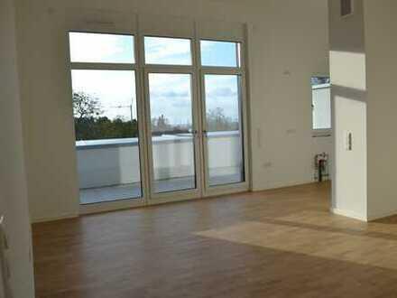 Schöne 3-Zimmer-Penthouse-Wohnung in Aschaffenburg (Erstbezug)
