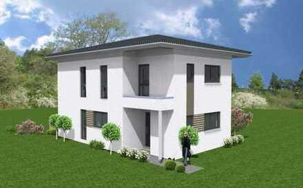 Neubau eines Einfamilienhauses auf tollem Grundstück mit Obstbaumbestand