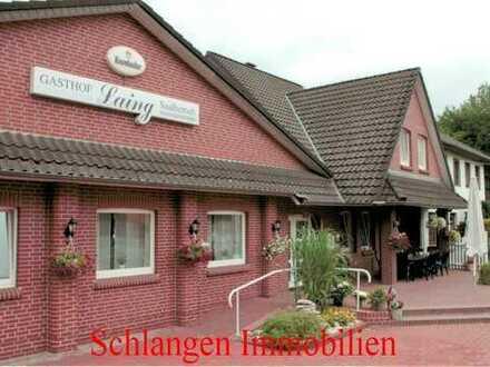 Traditionsgaststätte mit Saalbetrieb in der Hansestadt Friesoythe OT Ellerbrock