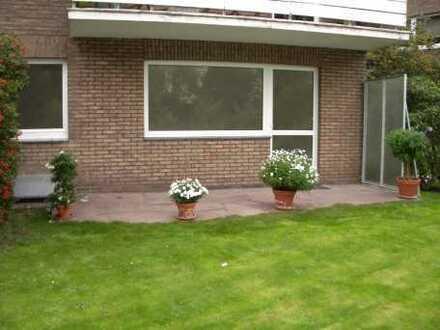 helle 2 Zi Whg in ruhigem gepflegtem Haus mit 10 qm Südterrasse