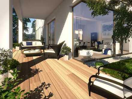 3-Zi. Gartenwohnung - Willkommen in den GARDEN APARTMENTS