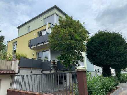 Exklusive Wohnung - 4 ZKBB - Aufzug - Tiefgarage