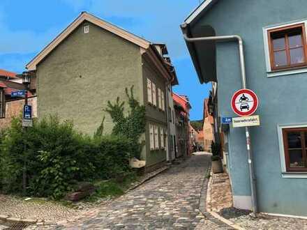 Einmalig! Grundstück inkl. Planung für Zweifamilienhaus in Arnstadts Innenstadt!