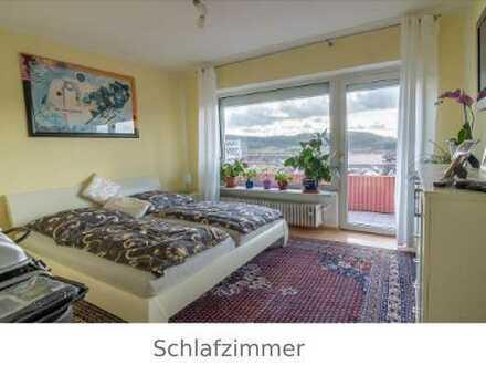 Modernisierte 4-Raum-Wohnung mit Balkon in Hardheim