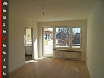 Bezugsfreie, neu renovierte und großzügige 2,5-Zimmer-Wohnung in ruhiger Lage