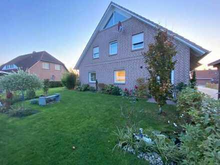Schöne Doppelhaushälfte mit vier Zimmern in Großefehn, Kreis Aurich