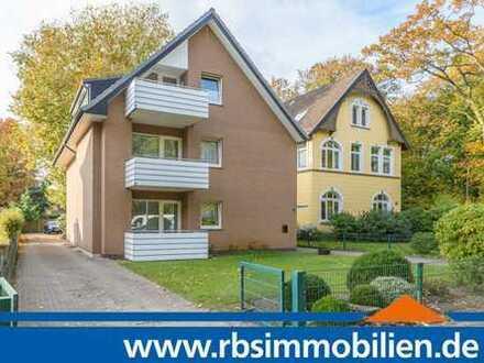 *KÄUFERPROVISIONSFREI* Super-gepflegte Erdgeschosswohnung Nähe Tiergarten mit Terrasse und Garage