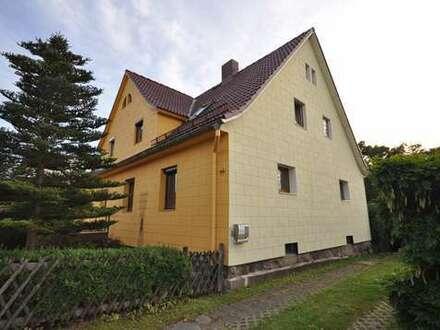 Einfamilienhaus als Doppelhaushälfte!