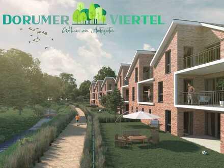 Dorumer Viertel- Wohnung 8 (2.OG)