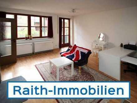 Interessante 2 Zi. Wohnung mit Balkon - Augsburg Kriegshaber
