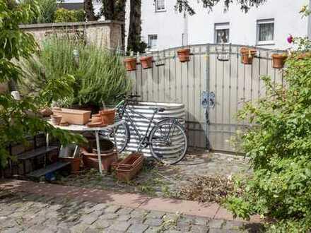 Seckbach: Saniertes Fachwerkhaus mit 2 Schlafzimmern